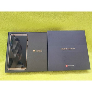 Huawei Mate 10 pro stan bardzo dobry
