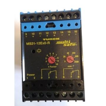 Wyłącznik bezpieczeństwa MS21-12Ex0-R