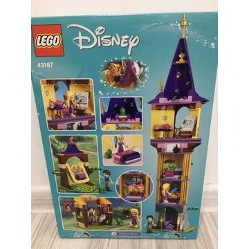 Lego 43187 – Disney - Wieża Roszpunki