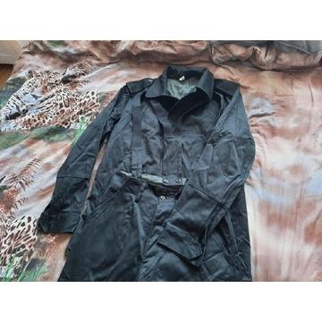 Odzież ochronna spodnie bluza czarny M L nowy