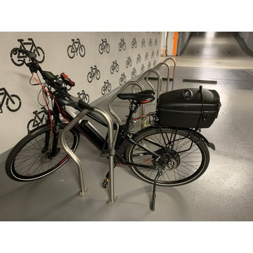 Rower elektryczny EcoBike SPEED M 2000W 55km/h