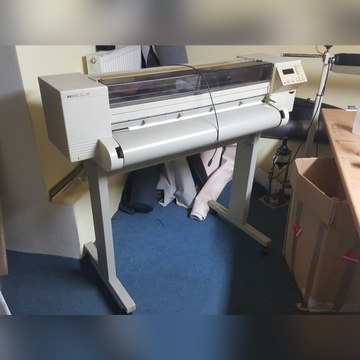 Ploter HP designjet 650 c