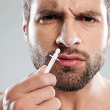 Wosk do usuwania owłosienia z nosa i uszu