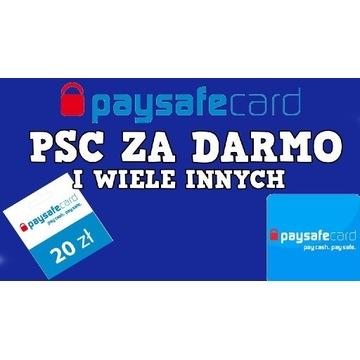 Sposób Na Darmowe Free PSC