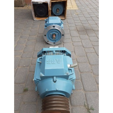 Silniki elektryczne ABB z demontażu, 100% sprawne!