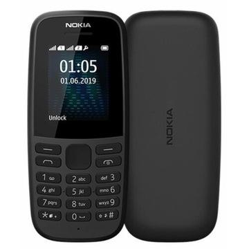 Nokia 105 PL, Prosta, ODPORNA, GW Ładna