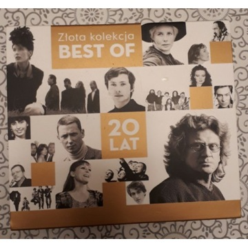 Złota Kolekcja The best of 20 lat CD