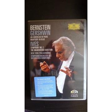 Leonard Bernstein - Gershwin / Ives