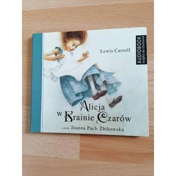 Audiobook Alicja w krainie czarów