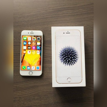 iphone 6 32gb White/Gold