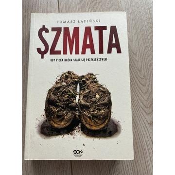 Książka Tomasz Łapiński Szmata