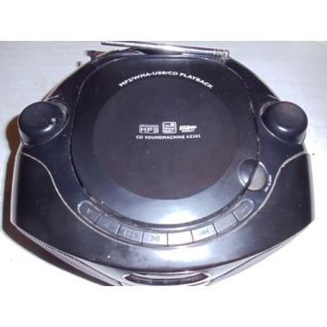 "Radioodtwarzacz CD z mp3 ""Philips"""