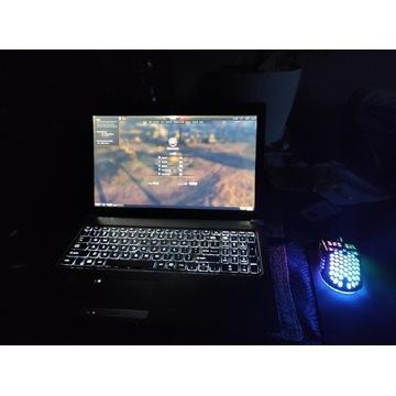 Laptop Toshiba GeForce 2gb ram 8gb core i7