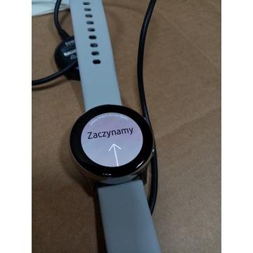 Samsung Galaxy Watch Active SM-R500 Silver, + GRAT