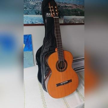 Gitara klasyczna LUTHIER 2C + futerał CANTO