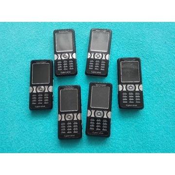 Sony Ericsson K550i 6 sztuk
