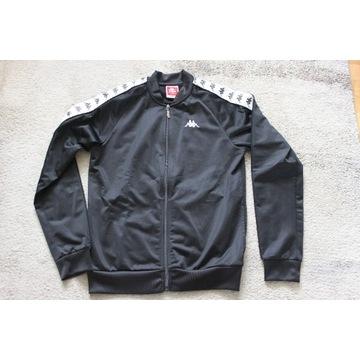 bluza sportowa treningowa KAPPA r. S czarna