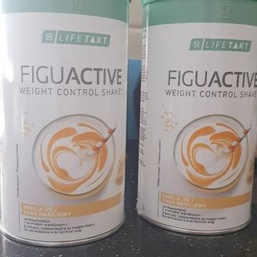 LR FIGU ACTIVE Shake Figuactiv o smaku waniliowym