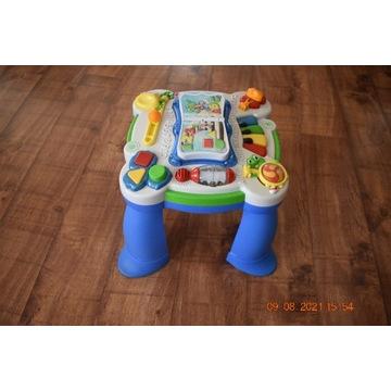 stolik edukacyjny, interaktywny, grający, zabawka