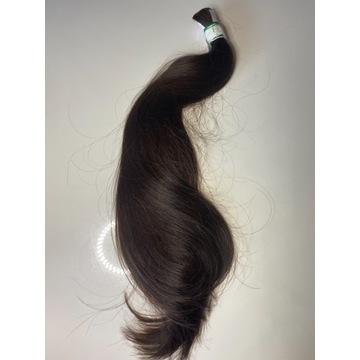 Naturalne włosy dziewicze rosyjskie