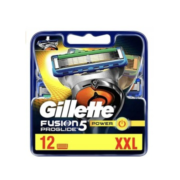 Nożyki wklady Gillette fusion progline5