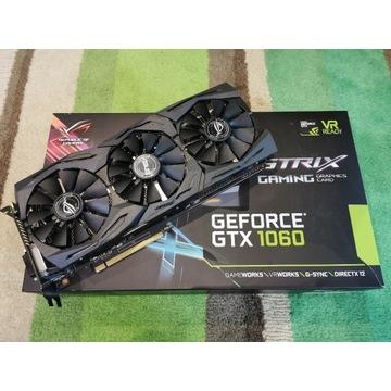 GeForce GTX1060 6GB ASUS Strix