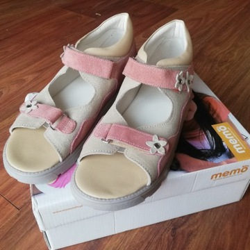 MEMO buty Sandały Sandałki rozmiar 38