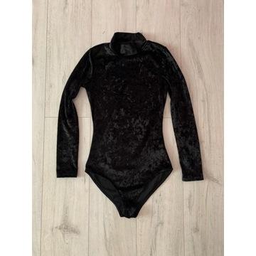 Czarne body Zara XS