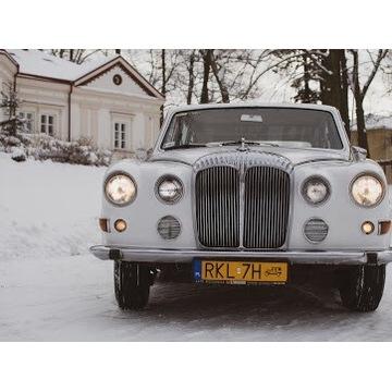 Do ślubu lub na inne imprezy Jaguar Daimler ds420