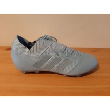 Buty piłkarskie adidas Nemeziz 18.1 FG J rozm. 38