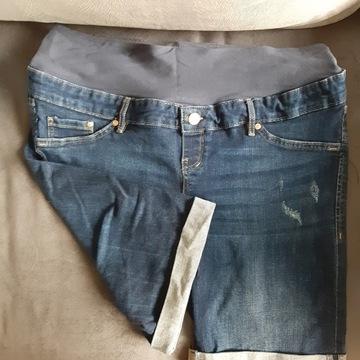 Spodenki H&M jeansowe dla Mamy
