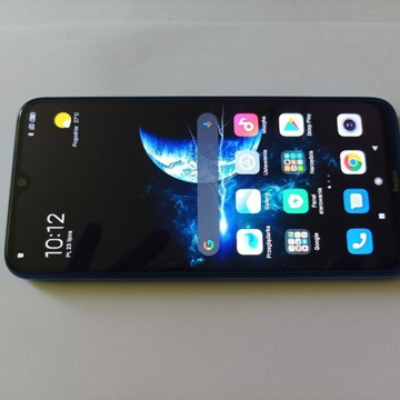 Smartfon Xiaomi Redmi Note 8 4 GB / 64 GB niebiesk