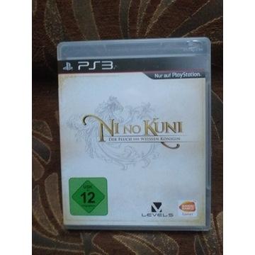 Ni No Kuni Wrath of the White Whitch PS3