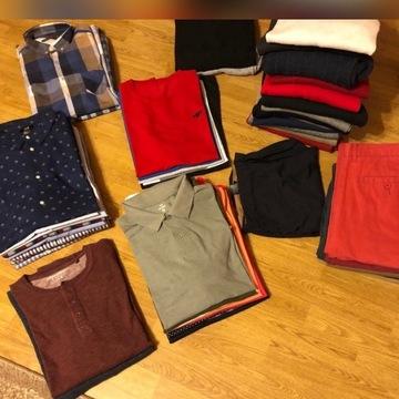 MEGA Paka ubrań męskich XL- H&M, C&A, 4F, RESERVED