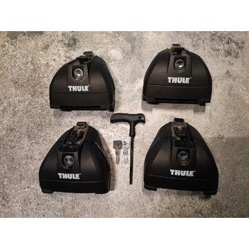 Kit do Seat Leon ST III 2012-2020 Thule Wingbar