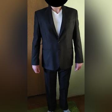 garnitur męski jak nowy komplet
