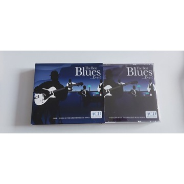 THE BEST BLUES EVER  4 CD DELUXE EDITION