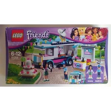 LEGO FRIENDS 41056 WÓZ TELEWIZYJNY EMMA ANDREW