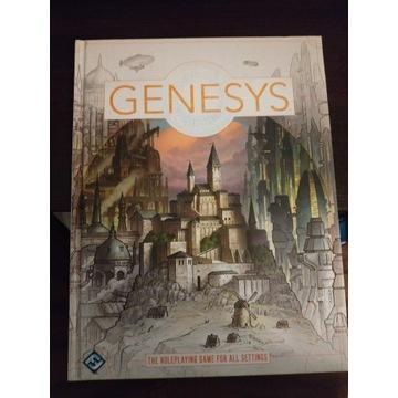 Genesys - Podręcznik do gry [ENG]