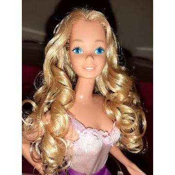 lalka Barbie Twirly curls