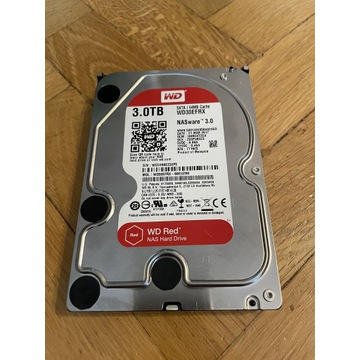 WD Red 3TB Sata/64MB Cache WD30EFRX
