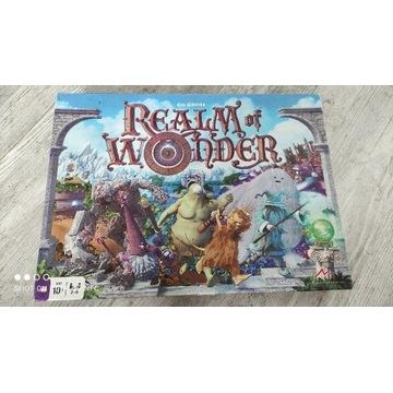 Realm of Wonder gra planszowa używana