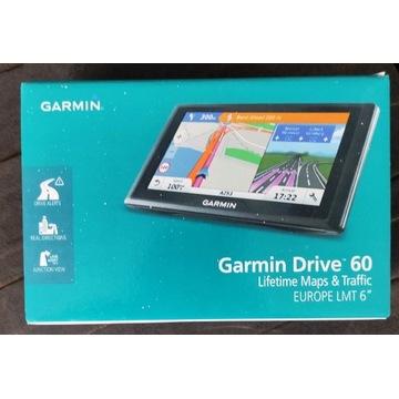Nawigacja samochodowa Garmin Drive 60 LMT