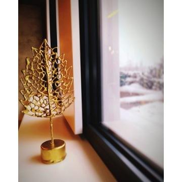 Złote drzewko.
