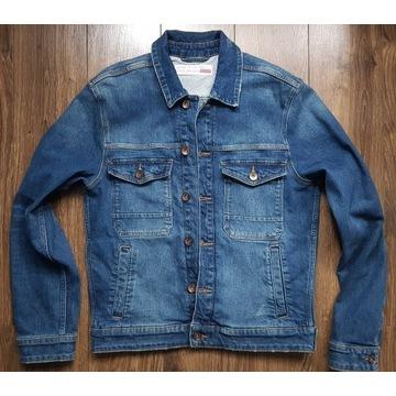 kurtka jeansowa katana Esprit niebieska rozm. M