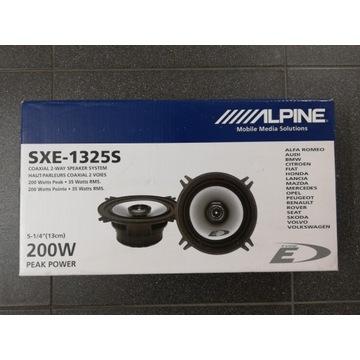 Głośniki ALPINE SXE 1325s + dystanse Corsa B