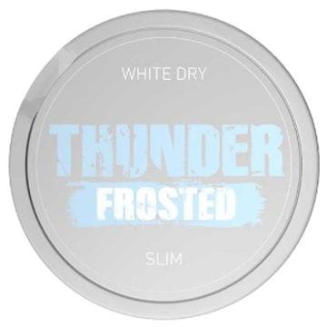 Thunder Frosted pudełka kolekcjonerskie od snus