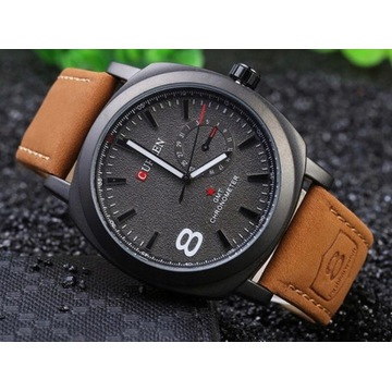 Klasyczny zegarek męski LICYTACJA OD 1 ZŁ