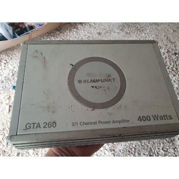 Wzmacniacz samochodowy Blupunkt GTA 260