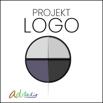 Projekt logo lub logotypu